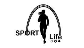 Sport life stock photo