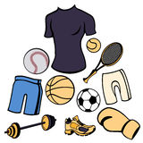 Sport life style Royalty Free Stock Image