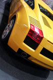 Sport luxury. A very expensive sport car Royalty Free Stock Image
