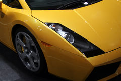 Sport luxury. A very expensive sport car Stock Images
