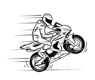 Sport Moto Royalty Free Stock Images
