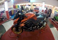 Sport motorbike Royalty Free Stock Photography
