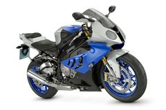 Sport Motorcycle. On white background Royalty Free Stock Image