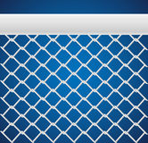 Sport net pattern texture Stock Photo