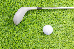 Sport object related to golf equipment Stock Images