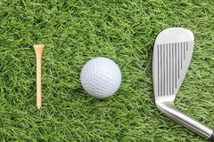 Sport object related to golf equipment Stock Photo