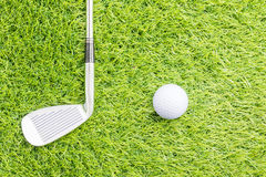 Sport object related to golf equipment Stock Photography