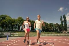 Sport och sund kondition arkivbilder