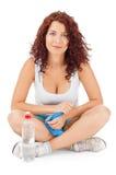 sport odpoczynkowa kobieta Zdjęcia Stock