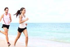 Sport - paar het lopen
