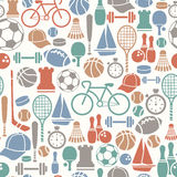 Sport Pattern Stock Photo
