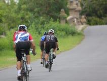 Sport-Radfahren Lizenzfreie Stockfotos