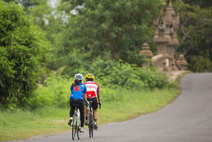 Sport-Radfahren Stockfotografie