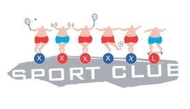 Sport-randello Immagine Stock Libera da Diritti