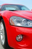 Sport red Stock Photo