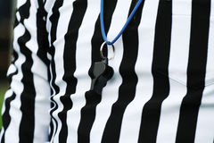 Sport Referee Royalty Free Stock Photo