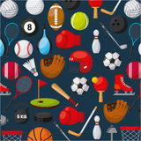 Sport related icons. Background. colorful design. vector illustration Royalty Free Stock Photo
