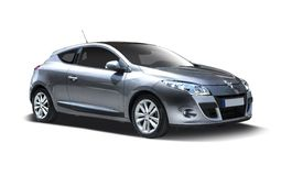 Sport Renault Megane Royalty Free Stock Photography