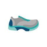 Sport running sneaker. Icon  illustration graphic design Stock Image