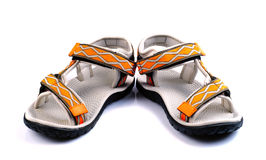 Sport sandals Royalty Free Stock Image