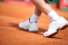 Sport-schoenen Royalty-vrije Stock Foto