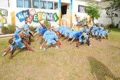 SPORT IN SCHOOLS Stock Photography