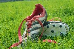 Sport-Schuhe Lizenzfreie Stockfotos