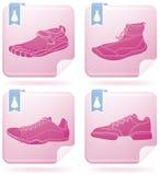 Sport-Schuhe Lizenzfreie Stockfotografie