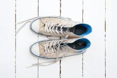 Sport Schuhe Stockbild