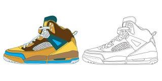 Sport Schuhe Stockbilder
