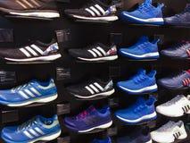 Sport Schuhe Stockfoto