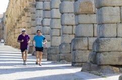 Sport a Segovia Immagini Stock Libere da Diritti