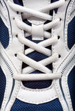 Sport shoe. Closeup view of sport shoe Stock Image