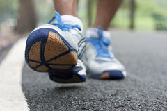 Free Sport Shoe Closeup Royalty Free Stock Images - 23107729