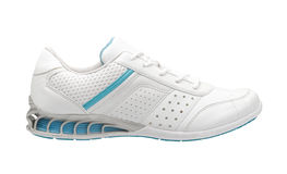 Sport shoe. For exercise outdoor activity Stock Image