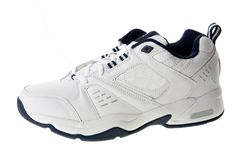 Sport shoe isolated, clipping path Royalty Free Stock Photography