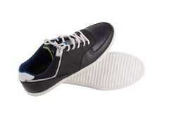 Sport shoe. Isolated on white background Stock Photo