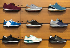 Sport shoes. Stock Images