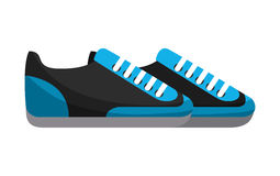 Sport shoes icon Stock Photography