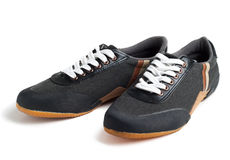 Sport shoes isolated Stock Photography