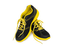 Sport shoes. Isolated on the white background Royalty Free Stock Images