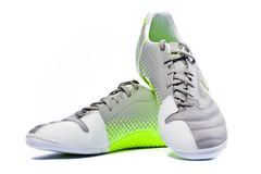 Sport shoes isoltead on white. Royalty Free Stock Photography
