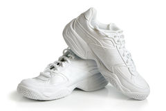 Sport shoes pair Royalty Free Stock Images
