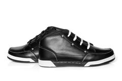 Sport shoes pair Royalty Free Stock Photos