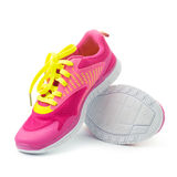 Sport shoes Stock Images