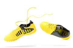 Sport shoes Stock Photos