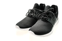 Sport shoes for running Stock Photo