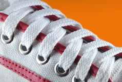 Sport shoes -sneakers Royalty Free Stock Image