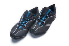 Sport shoes on white Stock Photo
