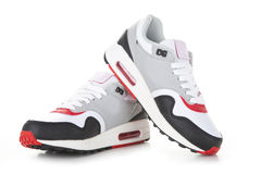 Sport shoes Royalty Free Stock Photo